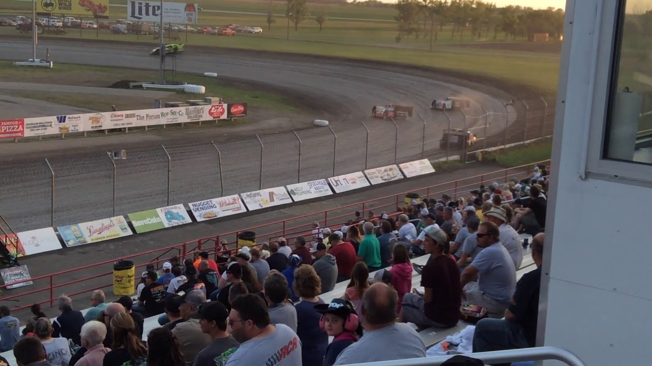 River Valley Auto >> 2017 August 24 Red River Valley Speedway Late Model Heat