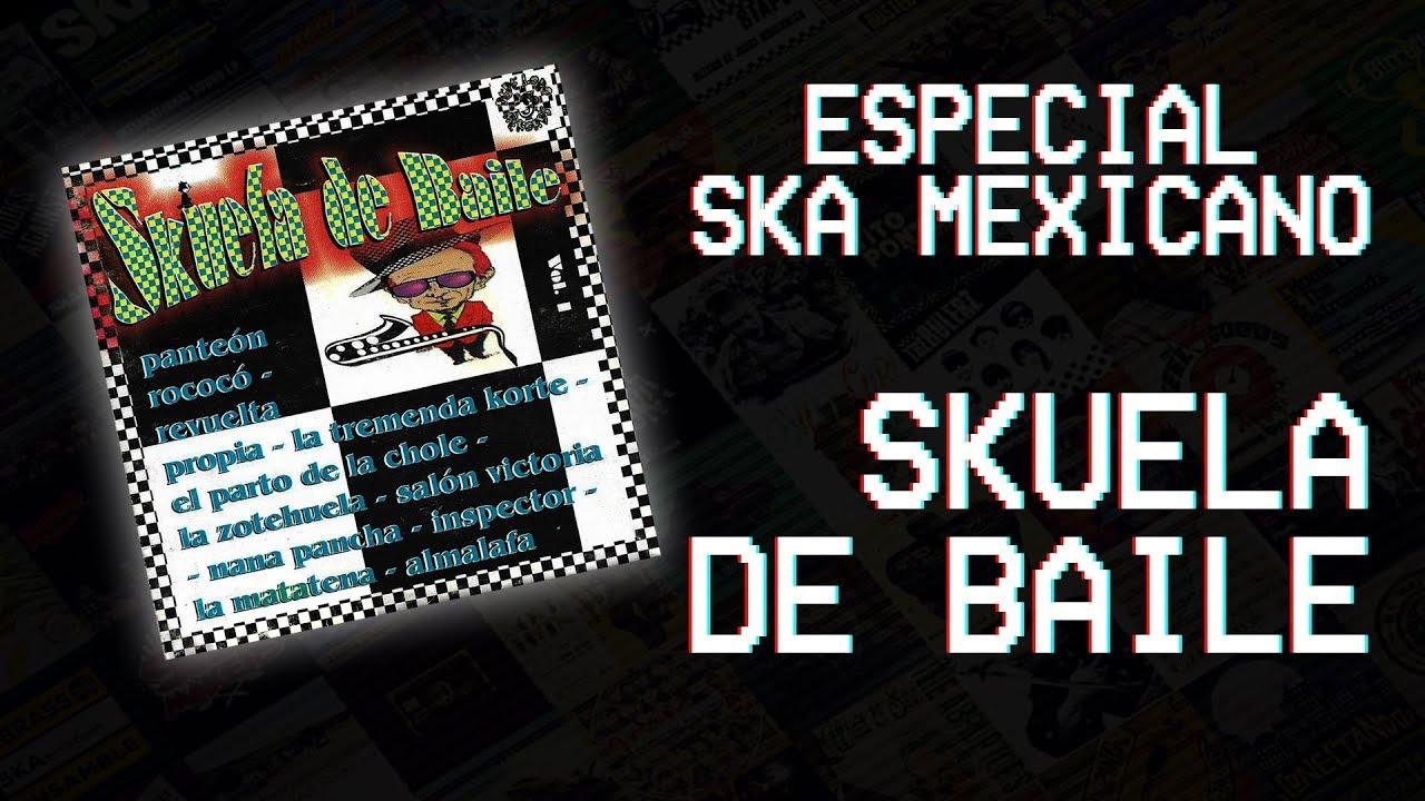 compilado de ska mexicano