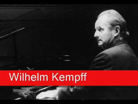 Wilhelm Kempff: Chopin - Impromptu No. 4 In C Sharp Minor, 'Fantaisie Impromptu' Op. 66