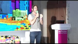 Moran Cerf speaks about Extreme Science at DLD 2014