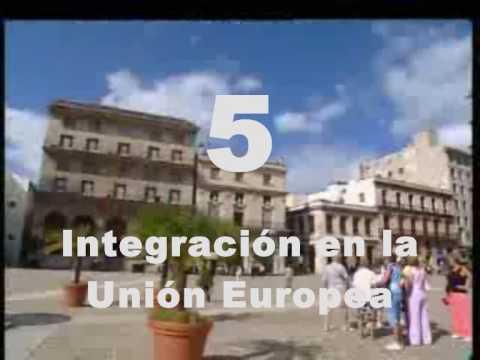 Reincorporación de Cuba en España como Comunidad Autónoma