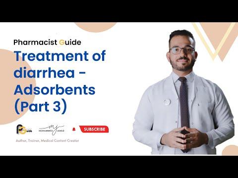 Pharmacist Guide (24) - Treatment of diarrhea ( Part 3)