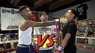 FUNNYMIKE VS RUNIK (THE BOXING MATCH!)
