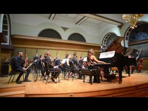 Piano Concerto No. 1 (Satori) - Movement 1