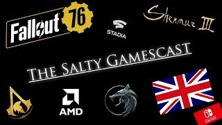 The Salty Gamescast ep. 2 - UK lootbox FAIL, Nintendo Switch Refresh, Joy-Con Lawsuit and more!