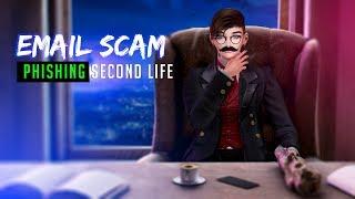 Estafa (Phishing scam) en Second Life - Información