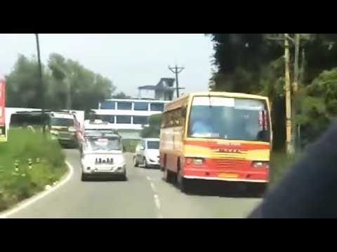 Ambulance covered miles with a child about 500KMS