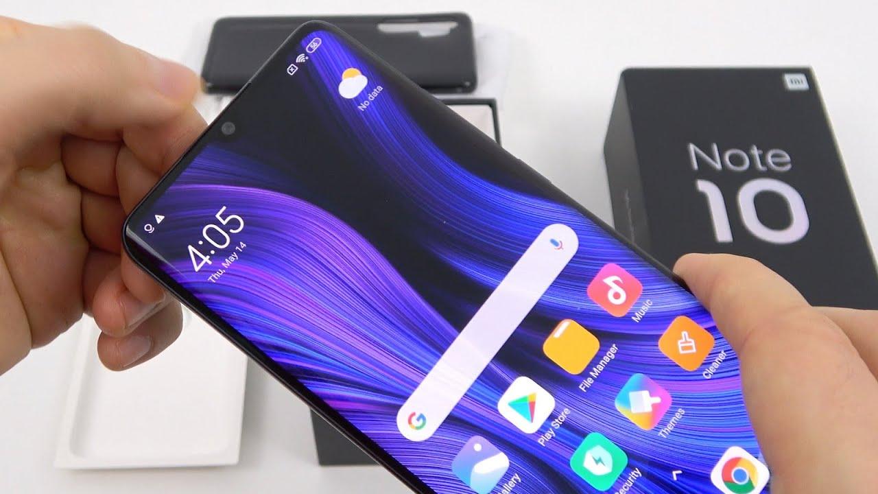 Xiaomi Mi Note 10 Lite Unboxing (Midrange Quad Camera Phone With new Sony Sensor)