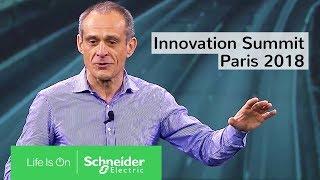 Paris Innovation Summit : Powering the Digital Economy