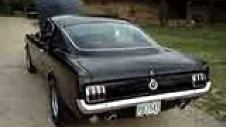 1965 Ford Mustang GT Fastback K-Code 289 HIPO Shelby