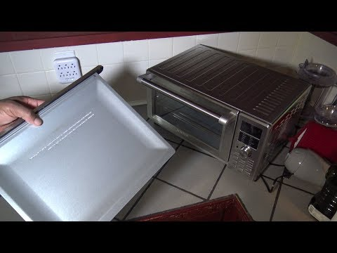 How to Clean the NuWave Bravo XL Smart Oven, Convection Toaster