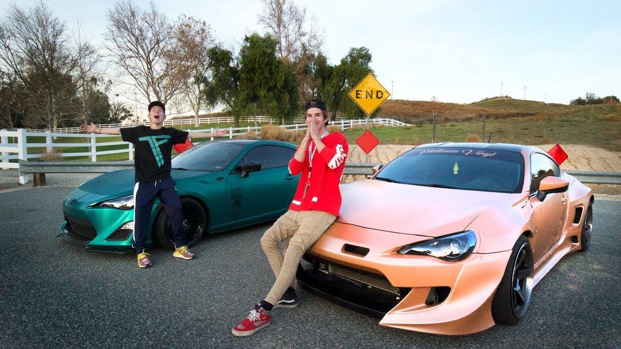 Download SURPRISED MY BEST FRIEND w/ MY NEW CAR!!