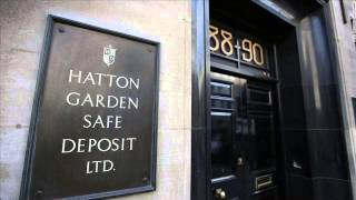 Ex Flying Squad boss talks about 2015 Hatton Gardens