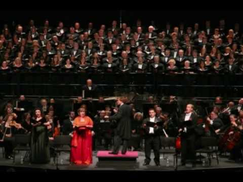 Beethoven's Ode to Joy with the Orlando Philharmonic