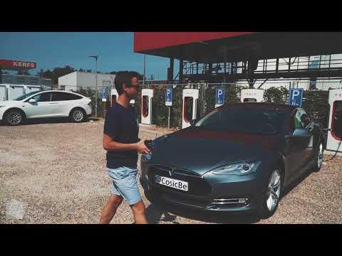 COSIC researchers hack Tesla Model S key fob