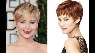 Женские стрижки на короткие волосы Модные прически Фото