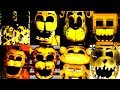 20 GOLDEN FREDDY JUMPSCARES!! | FNAF & more