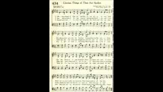 Glorious Things of Thee Are Spoken (Austrian Hymn)