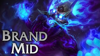 League of PBE | Spirit Fire Brand Mid - Full Game Commentary