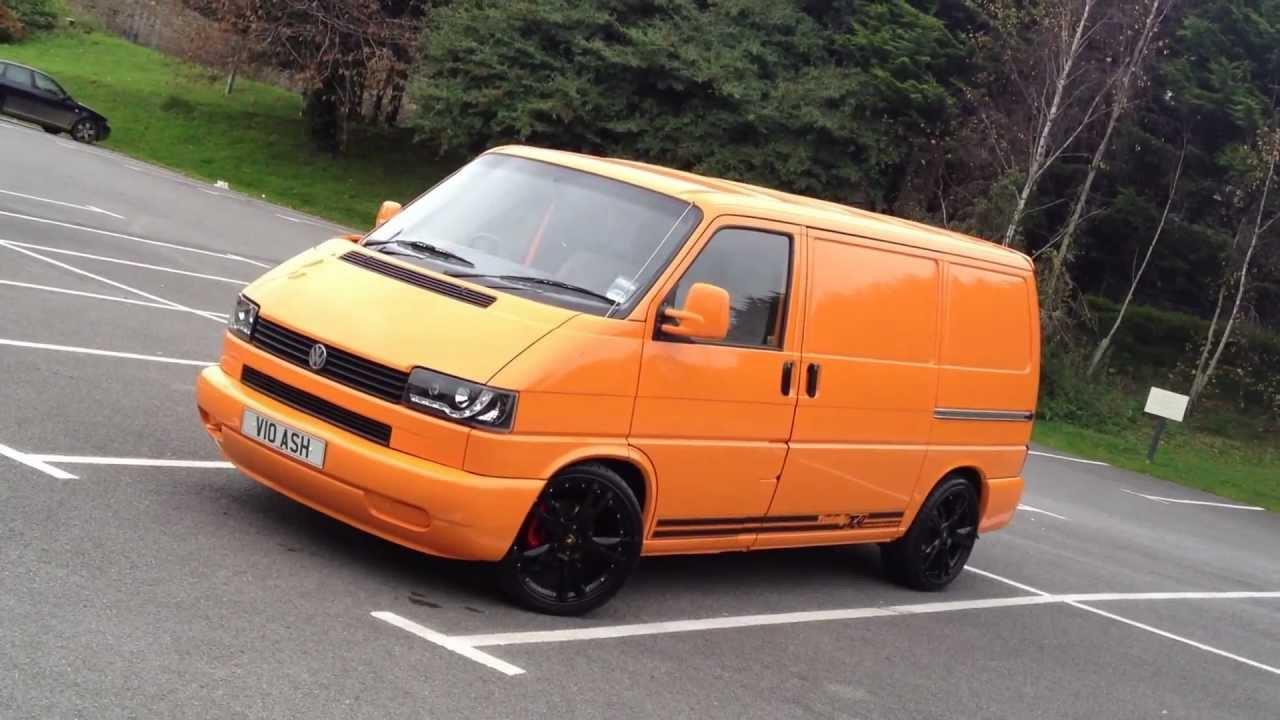 vw transporter t4 soloar orange youtube. Black Bedroom Furniture Sets. Home Design Ideas