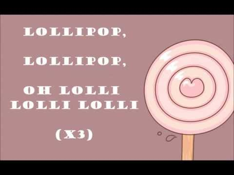 Lollipop by The Chordettes [with lyrics]