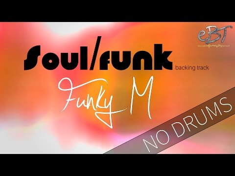 Funk/Soul Backing Track in E Minor | 100 bpm [NO DRUMS]