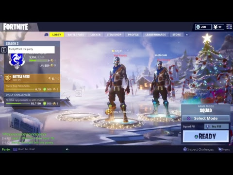 FORNITE BATTLE ROYAL Geting wins