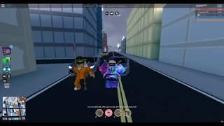 Roblox,Jailbreak(private server) with friend Veo