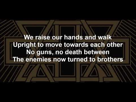Let The Truce Be Known - ORPHANED LAND - Lyrics