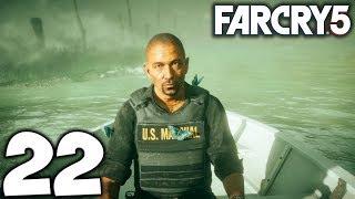Far Cry 5. Прохождение. Часть 22 (Пума Персик)