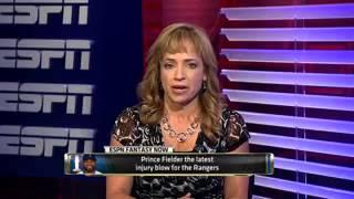 Prince Fielder Injury Latest To Hit Rangers