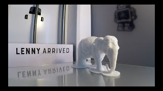 Lenny Arrived: White Elephant (Official Video)
