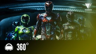 Experience POWER RANGERS In 360!