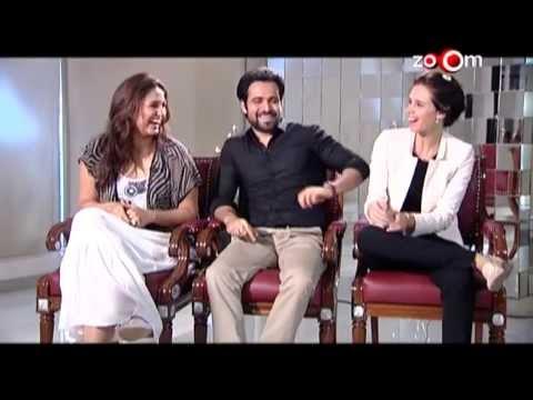 Exclusive Interview of Emraan Hashmi, Huma Qureshi & Kalki Koechlin - Ek Thi Daayan special