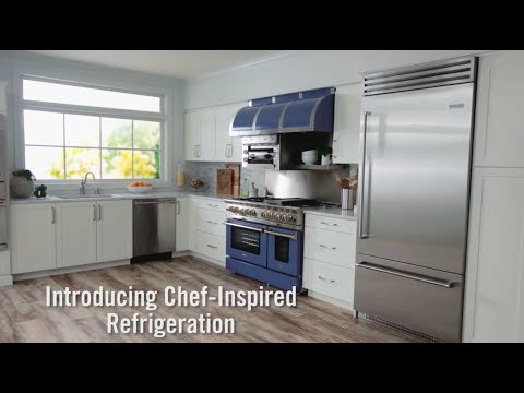 BlueStar Chef-Inspired Refrigeration