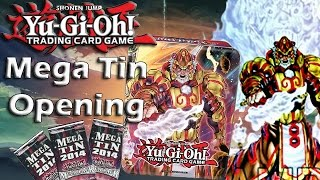 Yugioh Tiger King Mega Tin Opening
