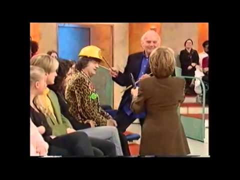 Carlo Little & Screaming Lord Sutch interview, Esther show, 1999