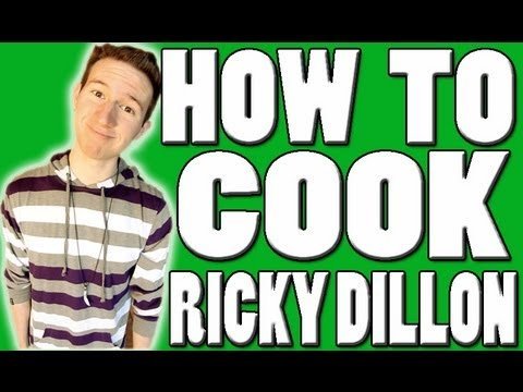 HOW TO: COOK GOOD FOOD | RICKY DILLON