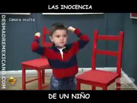 La inocencia de un niño. Chistes del bueno/ sony community