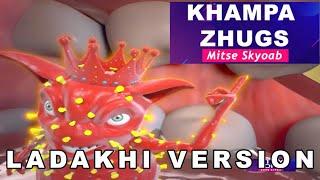ladakhi version | corona cartoon so sorry | stay home save lives