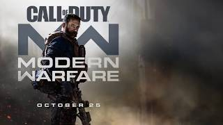 Awesome Call Of Duty Modern Warfare multiplayer beta trailer
