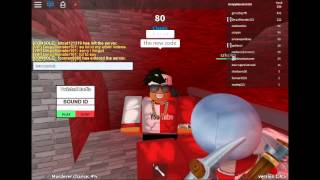 Roblox Video the 3rd OH BABY A TRIPLE OHH YA