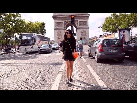 Yuyu Shopping Guide Champs Élysées