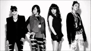 2NE1 -  Broken Hearted Girl