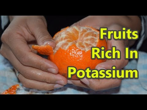 Foods Which Are Wealthy in Potassium
