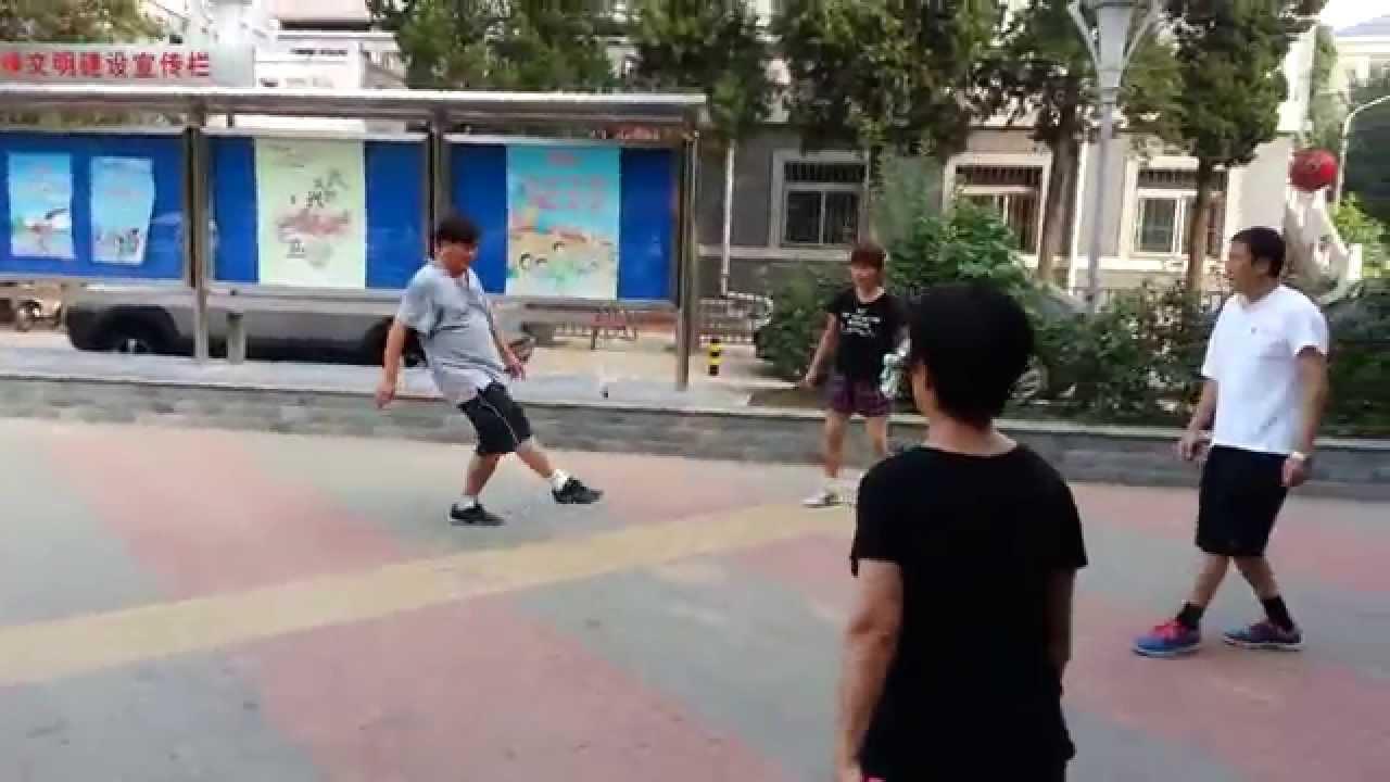 Asian hacky sack