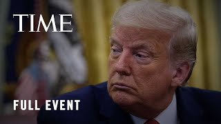 President Trump holds a news conference on COVID-19 at the White House | TIME