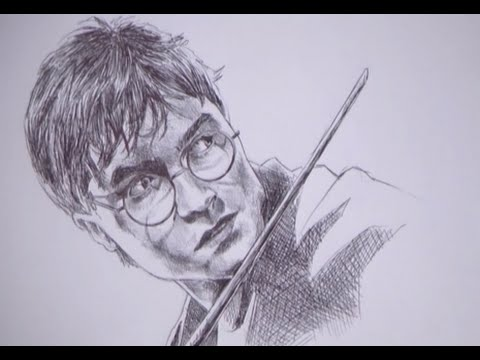 Disegnare Harry Potter Youtube
