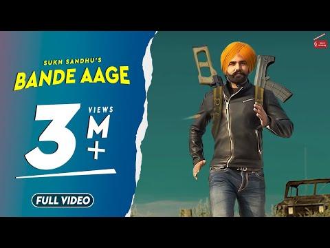 BANDE AAGE || PUB G || Sukh Sandhu || Gavy Dhindsa || Ranbir bath  || New Punjabi Songs 2018 / 2019