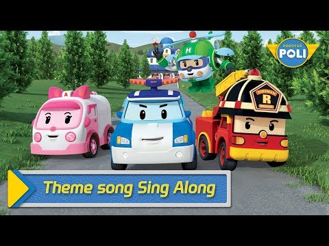 Sing Along with Robocar poli | Robocar poli Special Clips